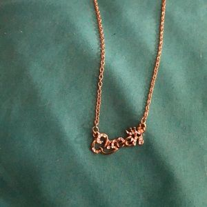 """New QUEEN Necklace with 3"""" extender"""
